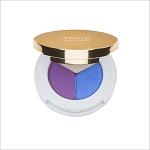 True Isaac Mizrahi Eye Shadow Trio in Wink - Almond, Blue, and Purple